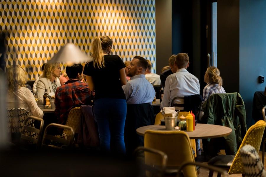 Avslappnat och trevligt på våra restauranger